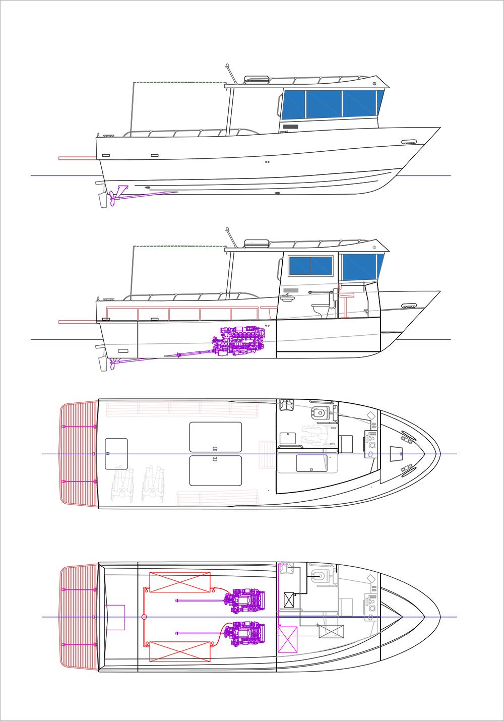 Progetto barca Sant'Erasmo Nautilus Onlus